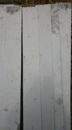 1.4116 - 3,6x100x500mm - Rozsdamentes acél