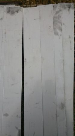 1.4116 - 3x120x500mm - Rozsdamentes acél