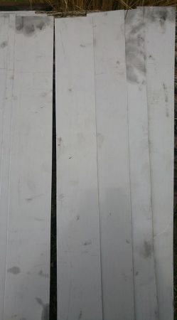 1.4116 - 3x60x500mm - Rozsdamentes acél