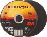 3M Cubitron II vágókorong egyenes 125x1x22mm