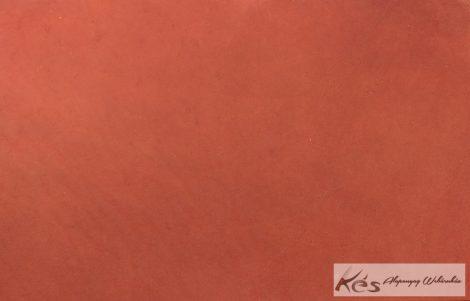 Bőr anyag 3x200x300mm Világos Barnára festett növenyi cserésű marhabőr
