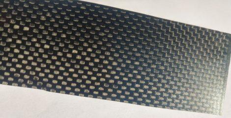 Carbon 3K matt lap 3,4x106x134mm 100% carbon!