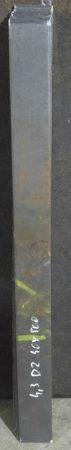 D2- K110 4,5x40x485mm Késacél