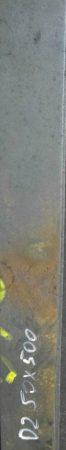 D2 - K110 4,5x50x502mm Késacél