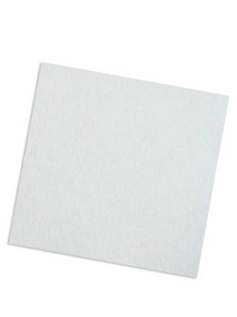 Fíber 1x100x100 mm - Fehér
