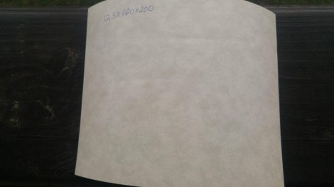 Fíber 0,3x160x200mm - Fehér