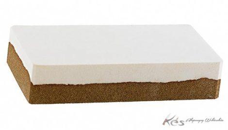 Super Arkansas fenőkő kombinált 150x50x20mm150/400 Barna/Fehér