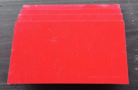 G10 Liner Piros 0,5x140x200mm