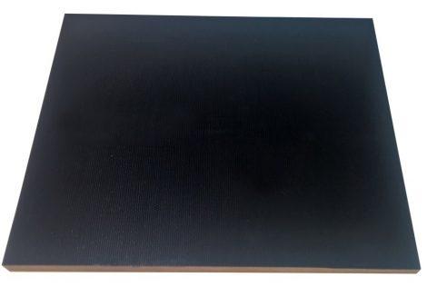 """G10 """"Fekete"""" 5,2x170x184mm tábla"""