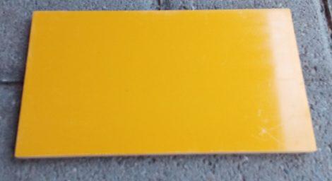G10 Mustár Sárga 6,5x78x140mm