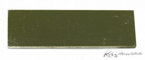 "G10 ""Oliv"" 3,7x40x130mm Panelpár"