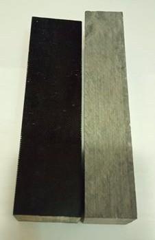 G11 Fekete 25x34x130mm tömb