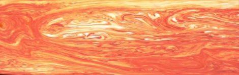 JUMA Gem Orange Panel 5,5x50x305mm