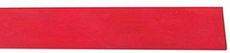 JUMA Gem Piros Panel 5,6x50x305mm