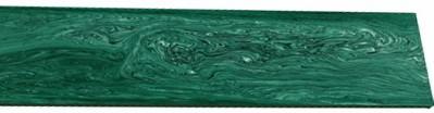 JUMA Gem Zöld Panel 5,2x50x305mm