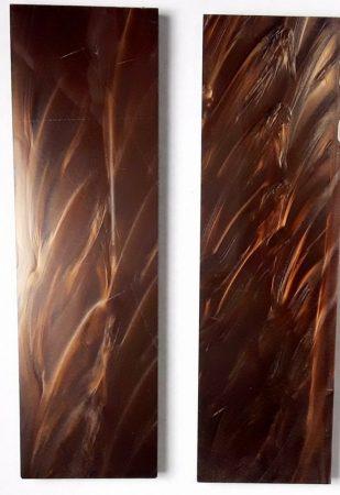 Kirinite Goddess Pearl 9,5x41x130mm  panelpár