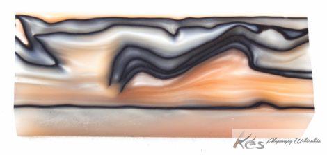 Kirinite Oyster Pearl 32x45x130mm tömb