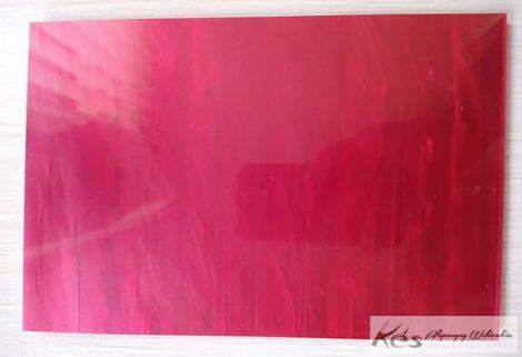 Kirinite Red Pearl 7x160x240mm tábla