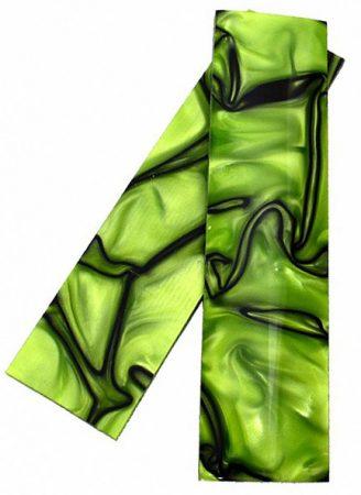 Kirinite Toxic Green 6,5x40x130mm Panelpár