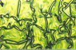 Kirinite Toxic Green 6,5x160x240mm panel tábla
