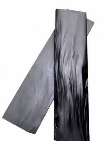 Kirinite Black pearl 6,5x40x130mm panelpár