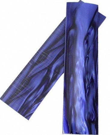 Kirinite Midnight blue pearl 7x40x130mm panelpár