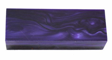 Kirinite Purple haze 33x47x130mm  Tömb