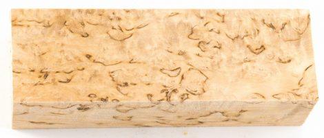 Karéliai Csomoros Nyír 7x40x130mm Panelpár 1 es gyönyörű sűrűségű mintázat