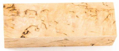 Karéliai Csomoros Nyír 40x30x130mm 2 es sűrűségű mintázat