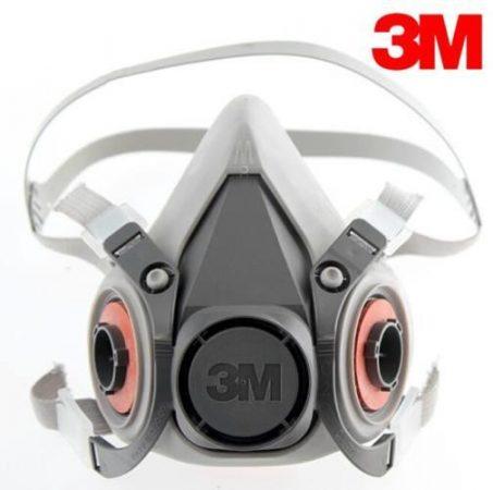 Légzésvédelem 3M 6000 Félálarc