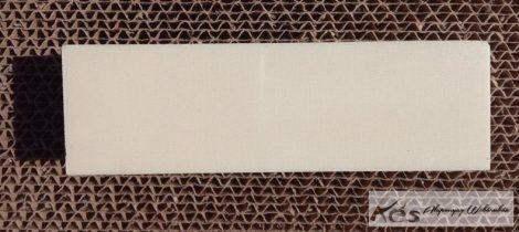 """Vászon Micarta Ivory """"Elefántcsont"""" Panelpár 7x40x130mm"""