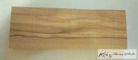 Olive fa markolat panelpár 10x45x123mm