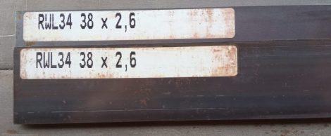 RWL34 2,6x38x500mm