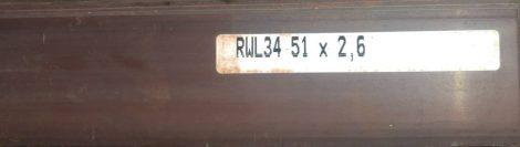 RWL34 2,6x51x500mm