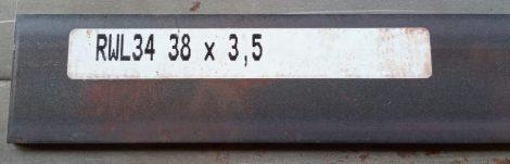 RWL34 3,5x38x500mm