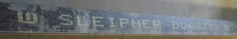 Sleipner acél - 6x30,5x1000 mm