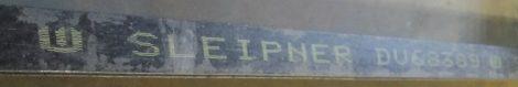 Sleipner acél - 6x30,5x500 mm