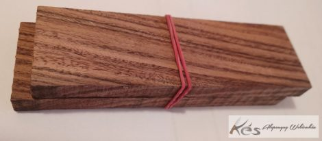 Santos Morado Palisander/Ironwood 10x41x130mm Panelpár