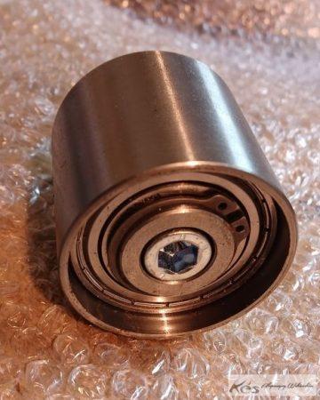 Szalagcsiszoló vezető és feszítő görgő 2.0 D60x55mm