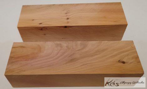 Tiszafa markolatanyag 30x40x130mm