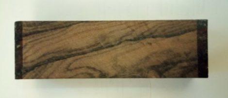 Ziricote markolatanyag tömb 40x30x132mm