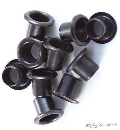 Szegecs Kydex anyag összefogatására fekete D6,5x7,5-10mm