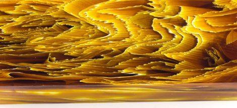 Raffir®  Stripes arany tomb 40x26x120mm