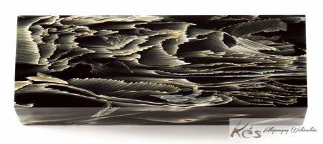 Raffir®  Stripes Fekete tomb 40x26x120mm