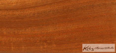 Sapeli mahagonifa markolat panelpár 41x13x130mm