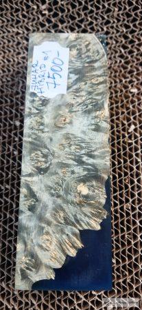 Stabilizált hybrid juhar markolat tömb #1