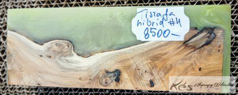 Stabilizált hybrid Tiszafa markolat tömb #4