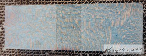 Stabilizált Platánfa markolat panelpár #2