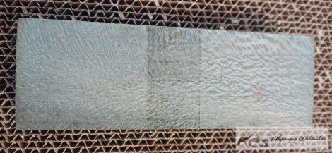 Stabilizált Platánfa markolat panelpár #5